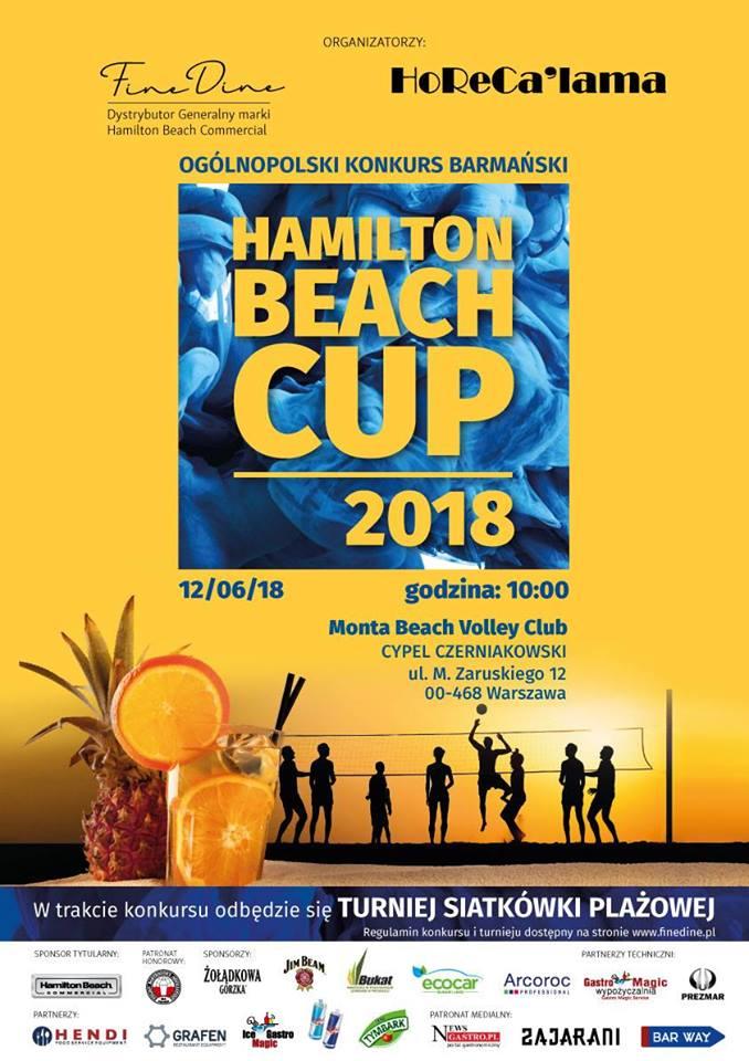 Konkurs HAMILTON BEACH CUP 2018!