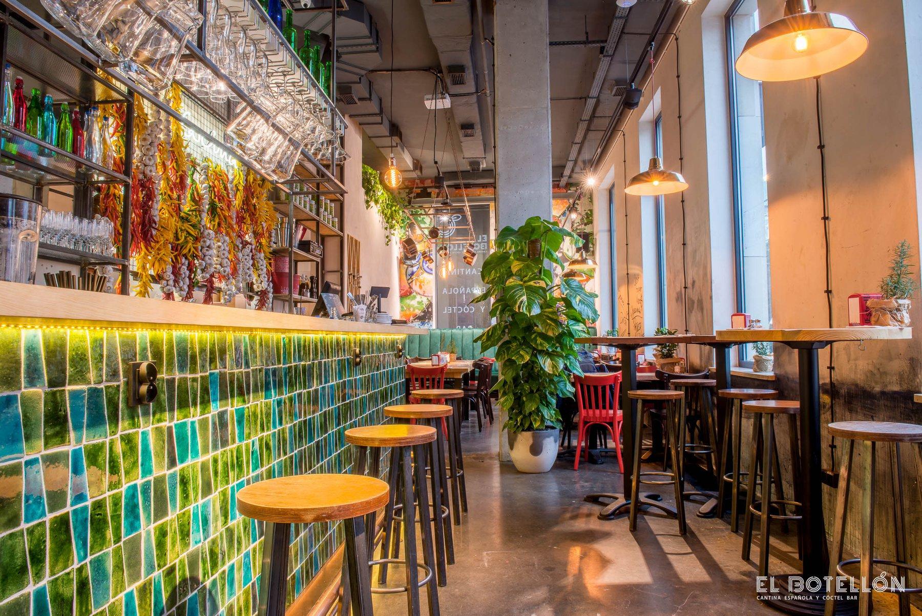 El Botellón. Cantina y Cóctel Bar.